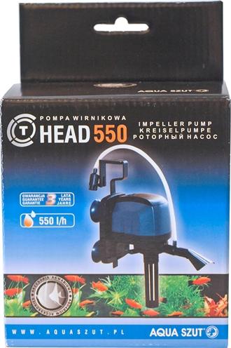 AQUASZUT BINNENFILTER T-HEAD