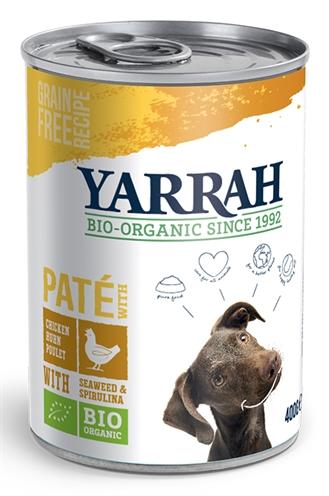 YARRAH DOG BLIK PATE MET KIP