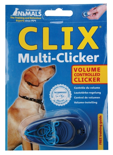 COA CLIX MULTI-CLICKER 3 TONIG BLAUW