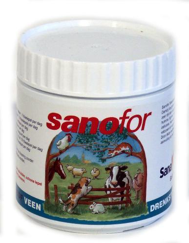 SANOFOR VEENDRENKSTOF