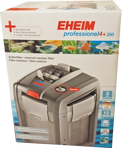 EHEIM PROFESSIONAL 3 250 BUITENFILTER MET FILTERMASSA