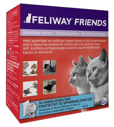 FELIWAY FRIENDS STARTSET VERDAMPER + VULLING