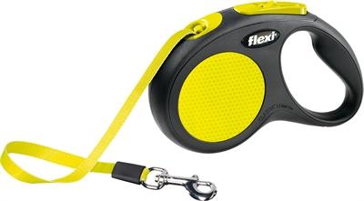 FLEXI ROLLIJN NEW CLASSIC TAPE NEON