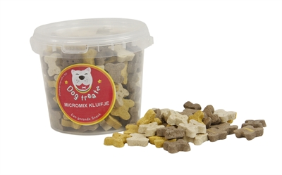 DOG TREATZ MICROMIX KLUIFJE