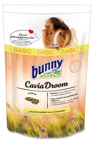 BUNNY NATURE CAVIADROOM BASIC