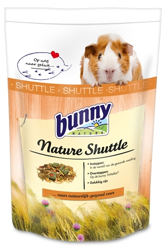 BUNNY NATURE NATURE SHUTTLE CAVIA