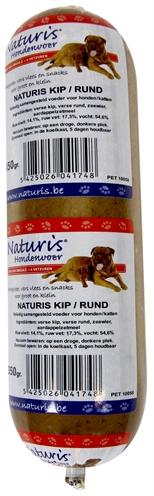 NATURIS HOUDBAAR KIP/RUND