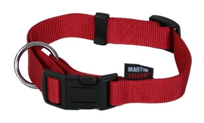 MARTIN SELLIER HALSBAND BASIC NYLON ROOD