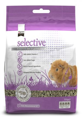SUPREME SCIENCE SELECTIVE GUINEA PIG