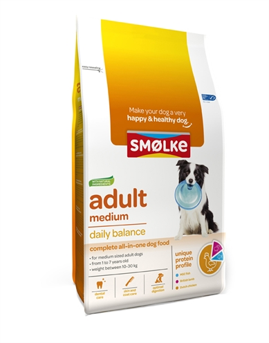 SMOLKE ADULT MEDIUM BROKKEN