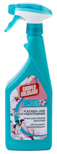SIMPLE SOLUTION STAIN & ODOUR SPRING BREEZE