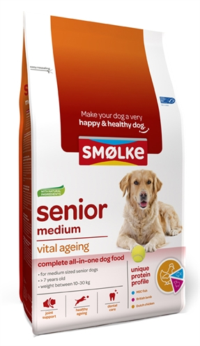 SMOLKE SENIOR MEDIUM BROKKEN