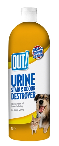 OUT! URINE DESTROYER