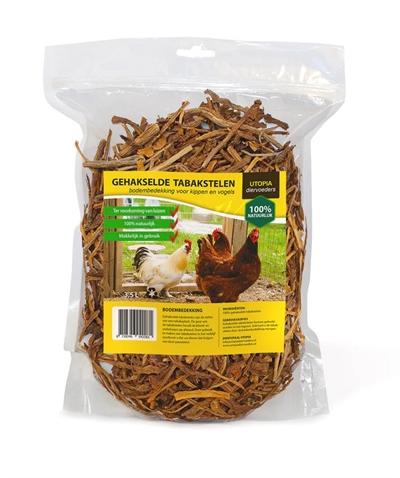 GEHAKSELDE TABAKSTELEN