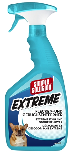 SIMPLE SOLUTION STAIN & ODOUR VLEKVERWIJDERAAR EXTREME