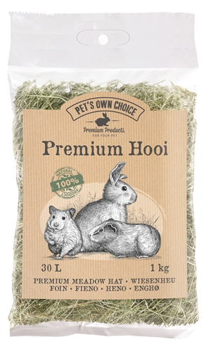 PETS OWN CHOICE PREMIUM BERGHOOI