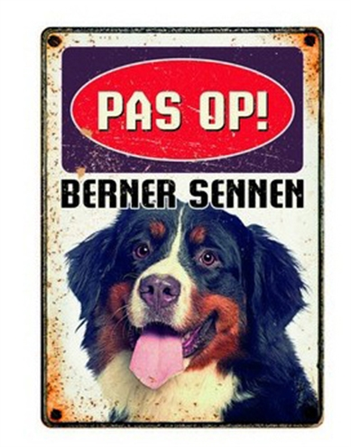 PLENTY GIFTS WAAKBORD BLIK BERNER SENNEN
