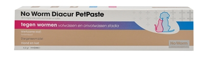 NO WORM DIACUR PETPASTE 4,8 GR