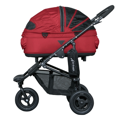 AIRBUGGY HONDENBUGGY DOME2 M MET REM TANGO RED