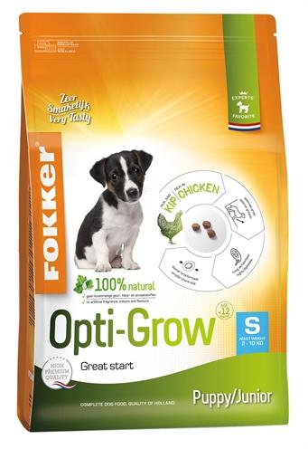 FOKKER OPTI-GROW PUPPY / JUNIOR SMALL