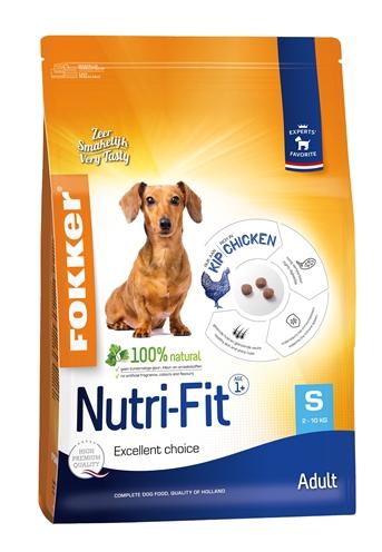 FOKKER NUTRI-FIT ADULT SMALL