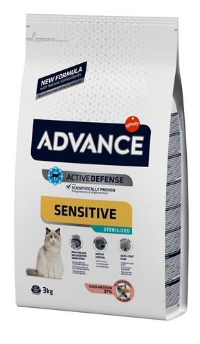 ADVANCE CAT SENSITIVE STERILIZED SALMON