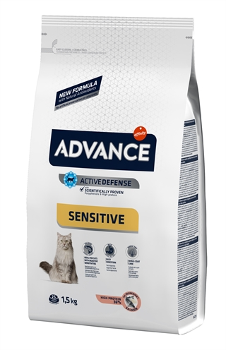 ADVANCE CAT ADULT SENSITIVE