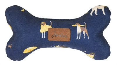 JOULES BOT DOG PRINT NAVY