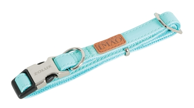 ZOLUX HALSBAND HOND IMAO PICCADILLY TURQUOISE
