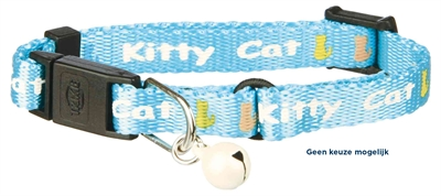 TRIXIE JUNIOR HALSBAND KAT KITTEN KITTY CAT ASSORTI