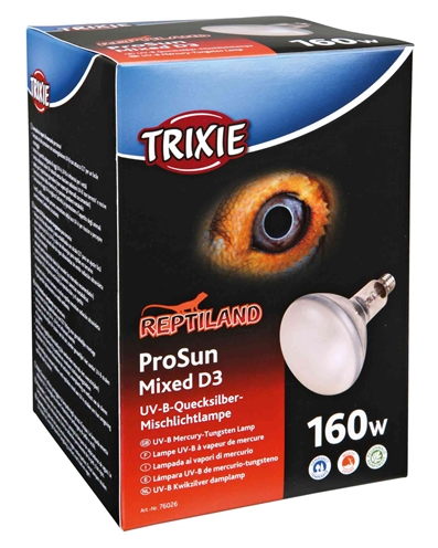 TRIXIE REPTILAND PROSUN MIXED D3 UV-B LAMP ZELFSTARTEND