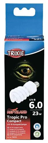 TRIXIE REPTILAND TROPIC PRO COMPACT 6.0 UV-B LAMP