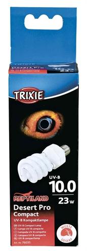TRIXIE REPTILAND DESERT PRO COMPACT 10.0 UV-B LAMP