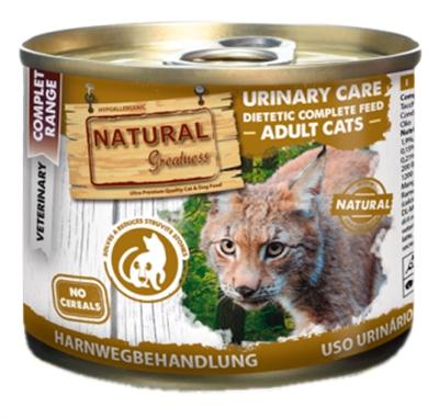 NATURAL GREATNESS CAT URINARY CARE DIETETIC JUNIOR / ADULT