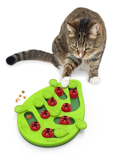 NINA OTTOSSON PUZZLE & PLAY BUGGIN OUT GROEN