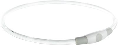 TRIXIE HALSBAND USB FLASH LIGHT LICHTGEVEND OPLAADBAAR MULTI