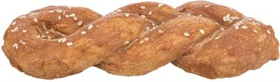 TRIXIE DENTA FUN CHICKEN BREAD GEVLOCHTEN
