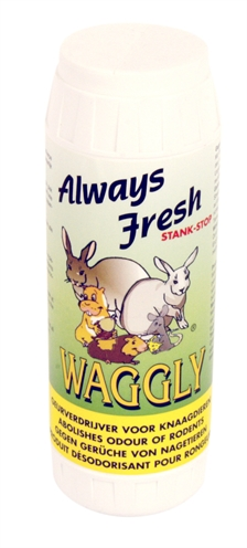 WAGGLY ALWAYS FRESH STANKSTOP
