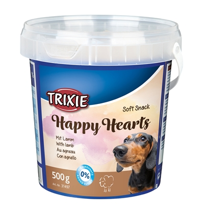 TRIXIE SOFT SNACK HAPPY HEARTS
