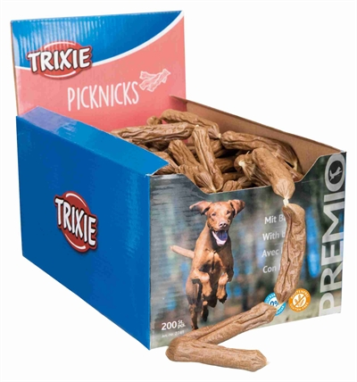 TRIXIE PREMIO PICKNICKS WORSTKETTING BACON