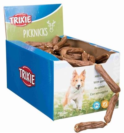 TRIXIE PREMIO PICKNICKS WORSTKETTING WILD