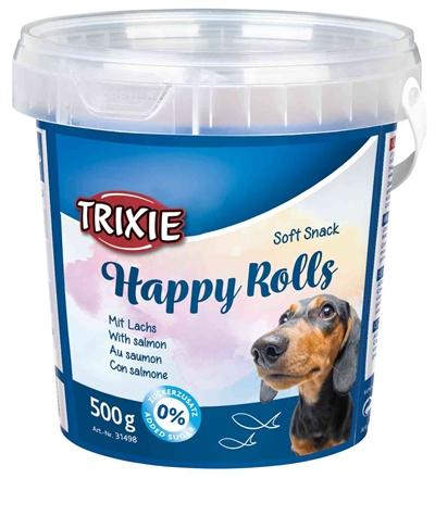 TRIXIE SOFT SNACK HAPPY ROLLS