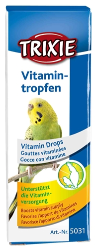 TRIXIE VITAMINEDRUPPELS