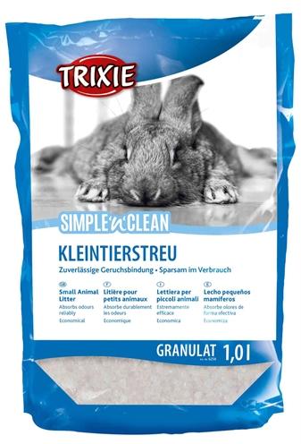 TRIXIE SIMPLE'N'CLEAN GRANULAAT SILICAATSTROOISEL