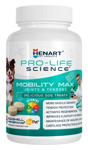 HENART PRO LIFE SCIENCE MOBILITY MAX GEWRICHT EN PEES