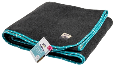 BUNNY NATURE BUNNYBEDDING EASY STROOISELMAT TURQUOISE XL