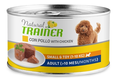 NATURAL TRAINER DOG ADULT MINI MAINTENANCE CHICKEN