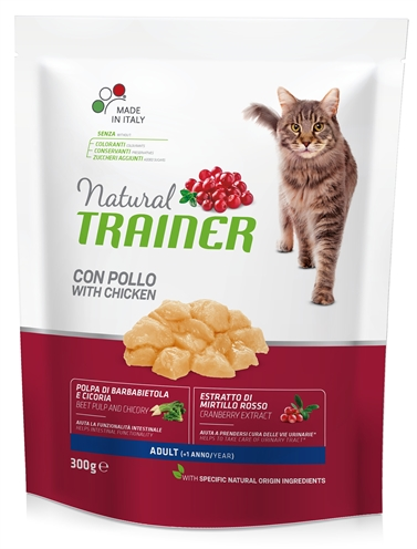 NATURAL TRAINER CAT ADULT CHICKEN