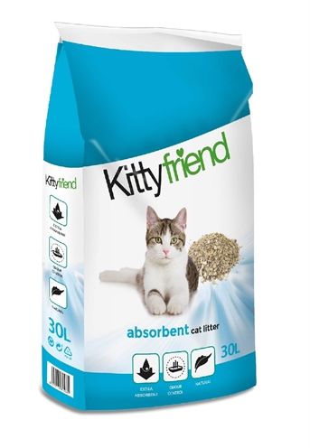 KITTY FRIEND ABSORBENTS KATTENBAKVULLING