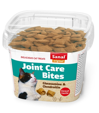 SANAL CAT JOINT CARE BITES CUP